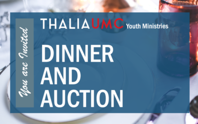Thalia UMC Youth Mission Trip Dinner/Auction