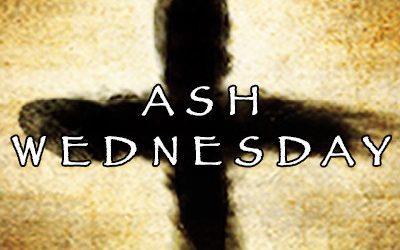 Thalia UMC Ash Wednesday Observations