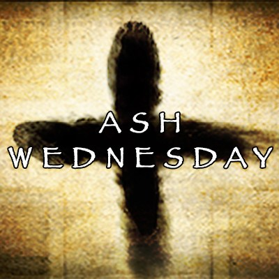 Ash Wednesday Observances