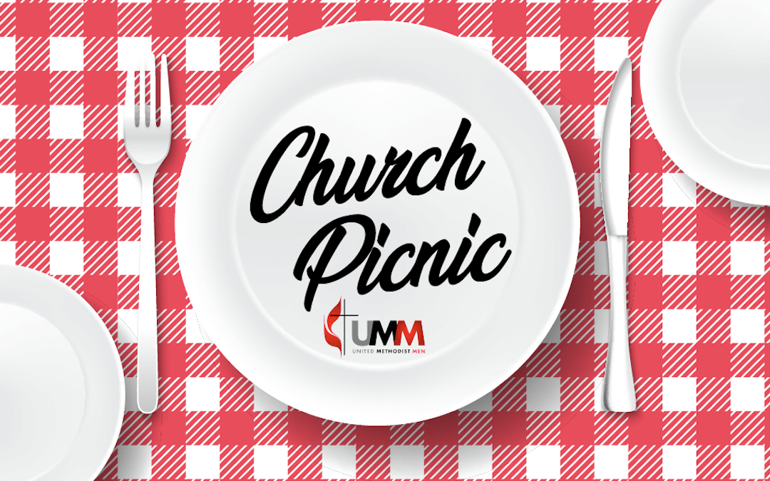 Join us for a Church Picnic on Sunday, July 21 at Noon
