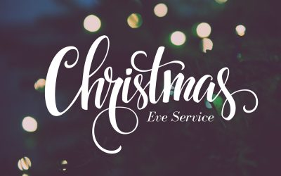 Christmas EveServices at ThaliaUMC