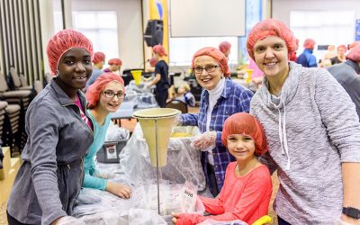 Rise Against Hunger MealPacking Event – Feb 2, 2020