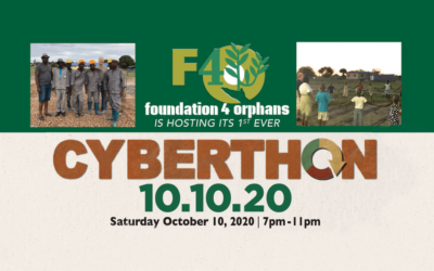 F4O CyberThonon October 10th at 7pm