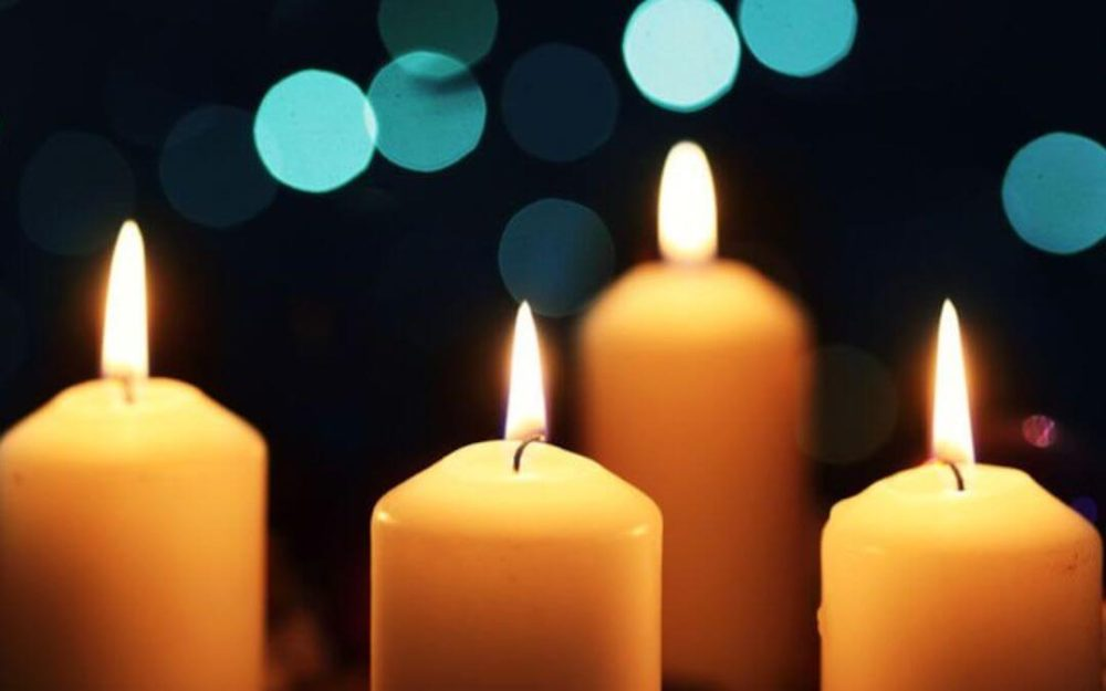 Christmas Eve Candlelight and Communion Image