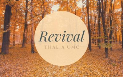Revival Follow-up TrainingNovember 23 & 30 at 6:30pm