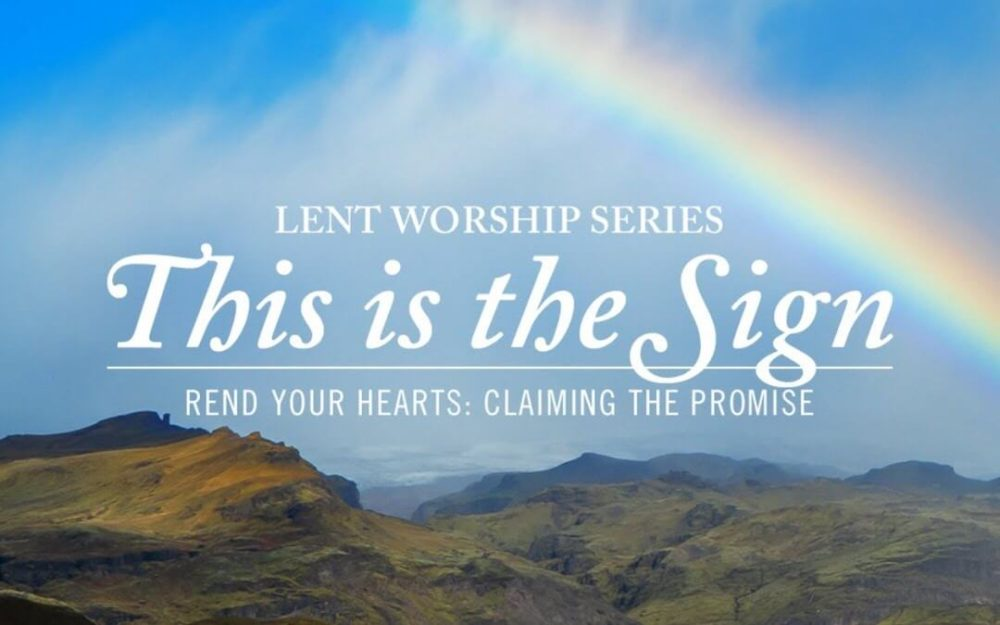 Rend Your Hearts: Claiming the Promise